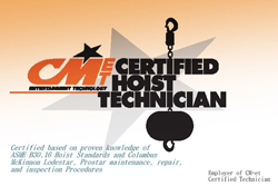 The Voice Installations CMT certification